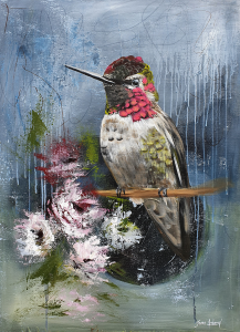 Pink Kolibri